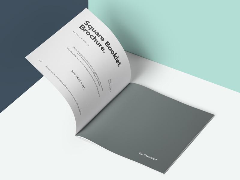 brochure psd
